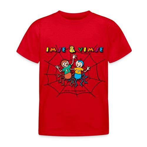 Imse & Vimse i nätet - T-shirt barn
