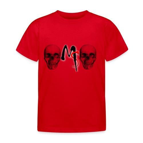 skulls - Kinderen T-shirt
