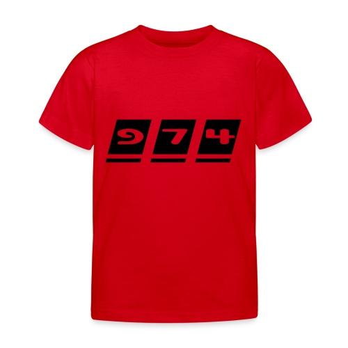 Ecriture 974 - T-shirt Enfant