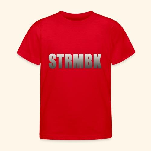 KORTFILM STRMBK LOGO - Kinderen T-shirt