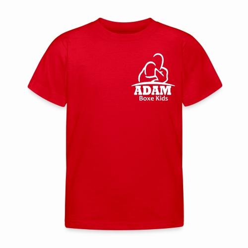 logo adam boxe enfant blanc - T-shirt Enfant
