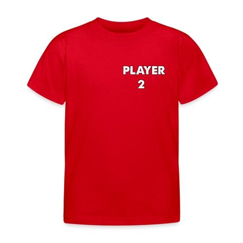 PLAYER 2 - Camiseta niño