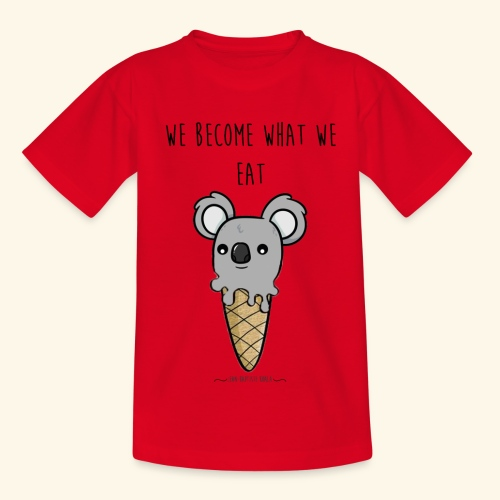 ice cream koala - T-shirt Enfant