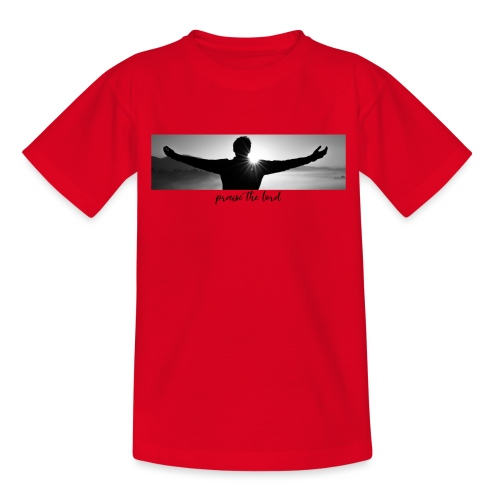 praise the lord - Kinder T-Shirt