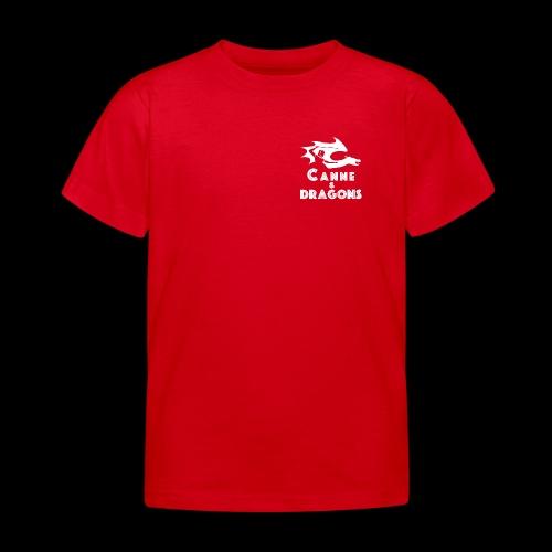 logoC D N B - T-shirt Enfant