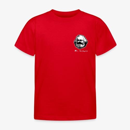 MR LUMPEN - Camiseta niño