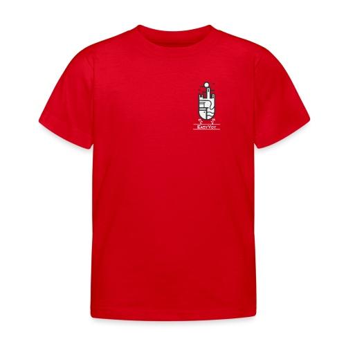 LOGO NEGATIVO - Camiseta niño