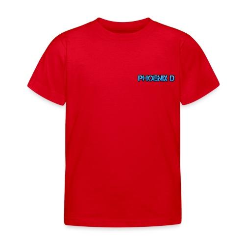 Phoenix D - Kids' T-Shirt