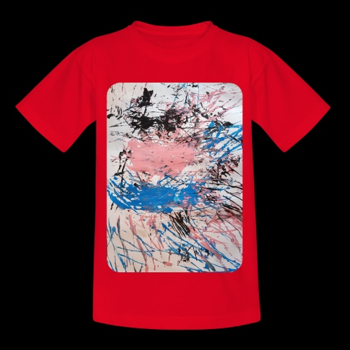 Emelie Kunstwerk V. - Kinder T-Shirt