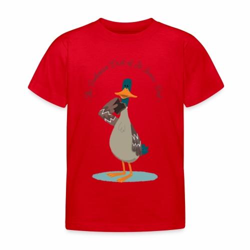 Anatra di Saint James Park - Maglietta per bambini