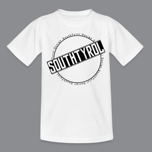 SouthTyrol Kreisform - Kinder T-Shirt