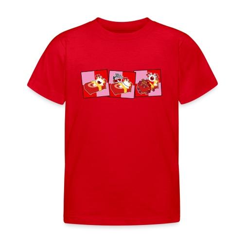 Comic Strip Sleep (Color) - T-shirt Enfant