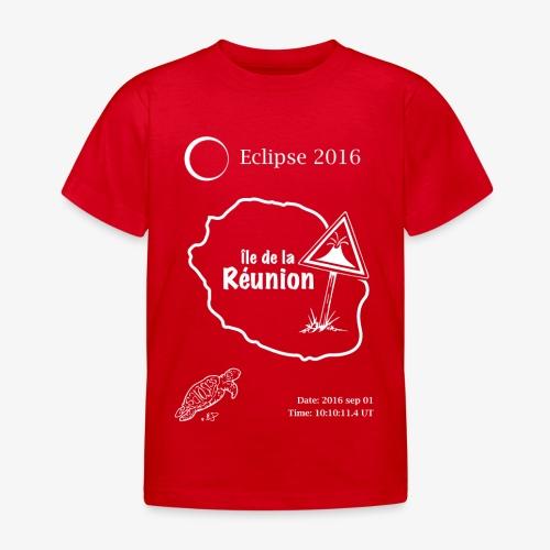 Eclipse 2016 Reunion - Kinderen T-shirt