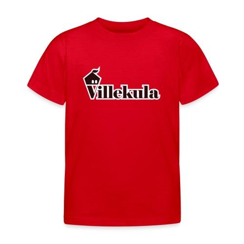 Villekula Logo - Kinder T-Shirt