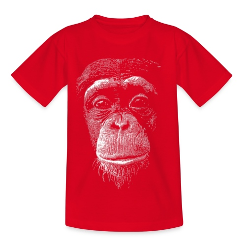 Scimpanzè - Maglietta per bambini