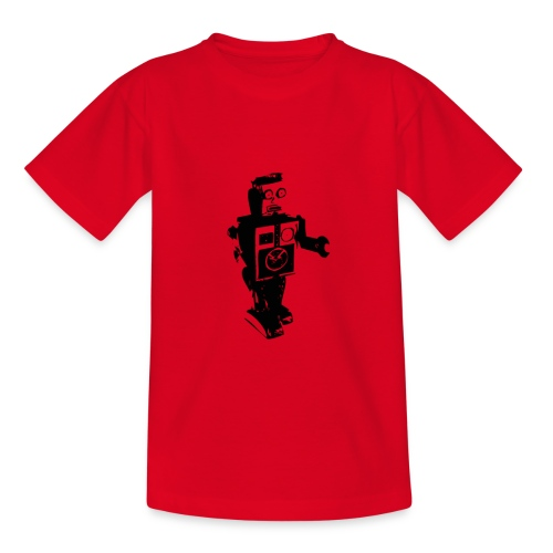 robot 4 - Kids' T-Shirt