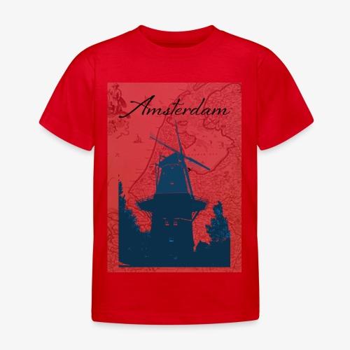 Amsterdam city - Maglietta per bambini
