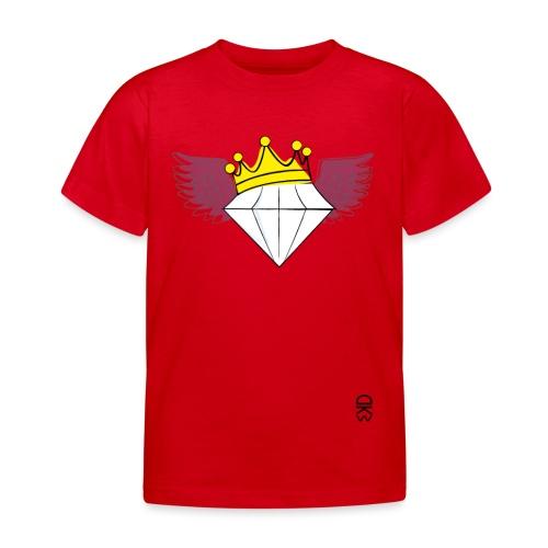 King Diamond Wings - Kids' T-Shirt