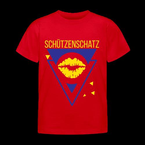 Schützenschatz - Kinder T-Shirt