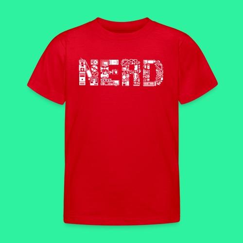 Nerd - Kinder T-Shirt