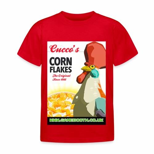 Cuccos Cornflakes - Kids' T-Shirt