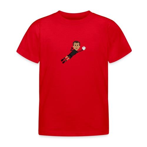 Spider goalkeeper - Kids' T-Shirt