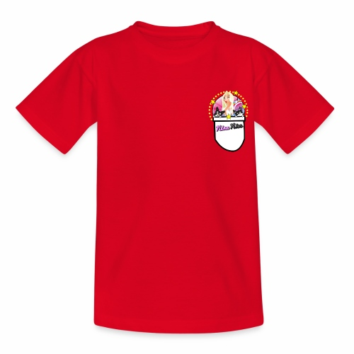 Nina Nice Pocket - Kinder T-Shirt