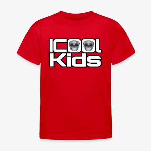 Eigenlogo der Marke ICOOLKids - Kinder T-Shirt