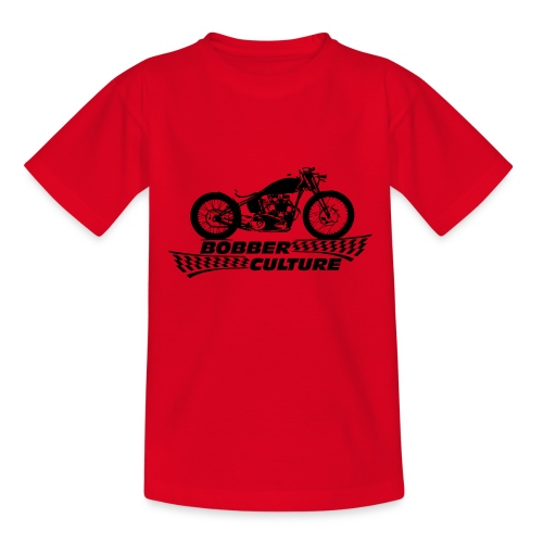 Bobber Culture - Camiseta niño