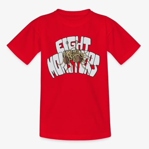 Eight Monsters - T-shirt Enfant