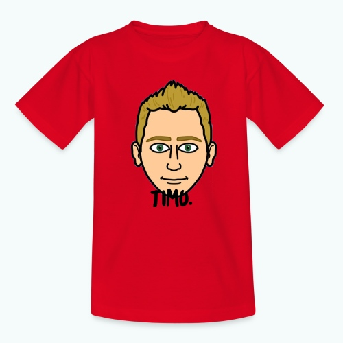 Logo TIMO. - Kinderen T-shirt