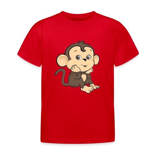Monkey - T-shirt barn