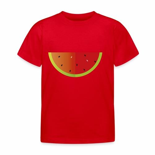 Sandia - Camiseta niño