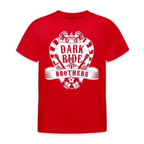 Dark Ride Brothers - Lasten t-paita