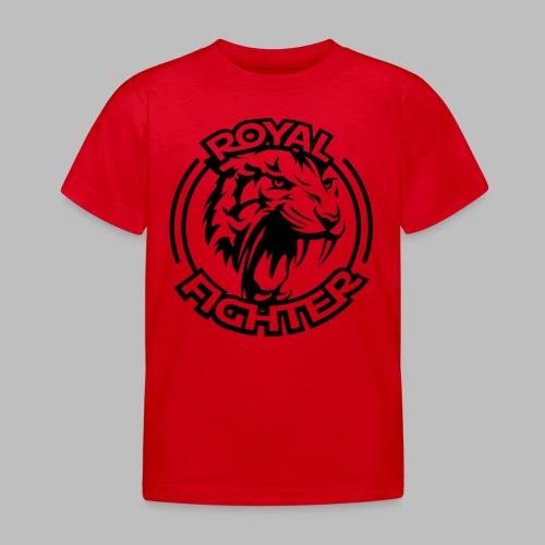 ROYAL FIGHTER einfarbig - Kinder T-Shirt