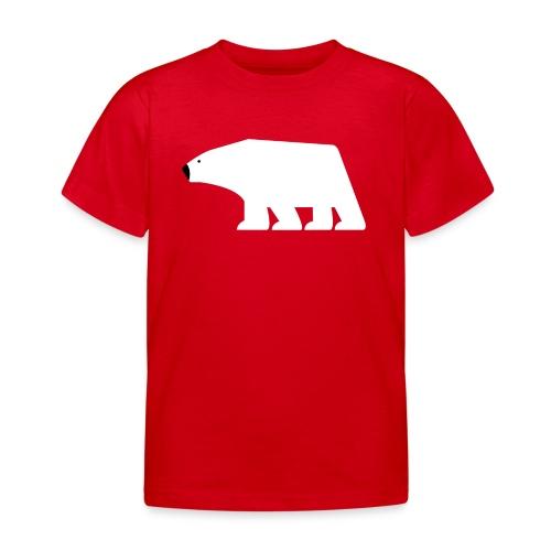 Polarbear, Eisbaer - Kinder T-Shirt