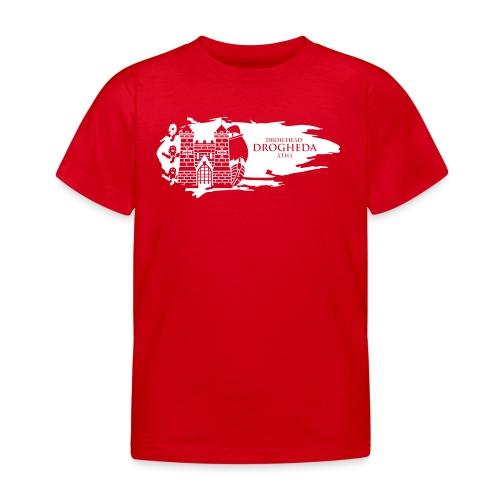 Drogheda Laurences Gate Gold - Kids' T-Shirt