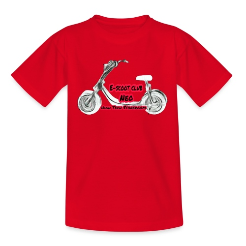 Neorider Scooter Club - T-shirt Enfant