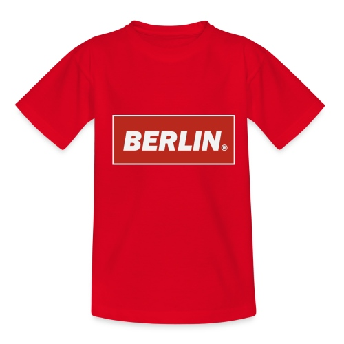 Berlín - Camiseta niño