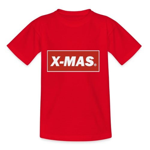 X Mas - Kids' T-Shirt