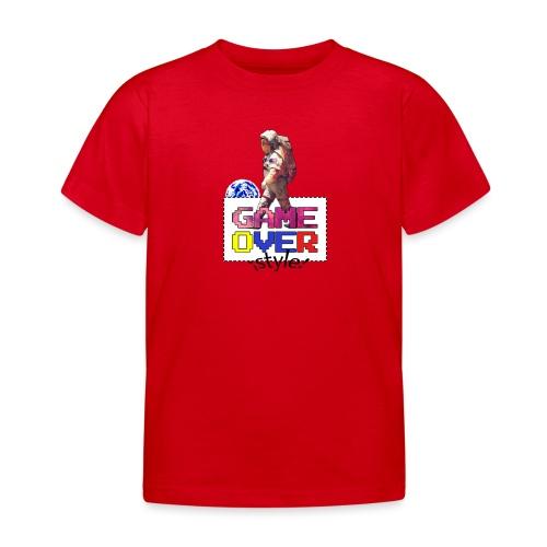 GAME OVER - Camiseta niño