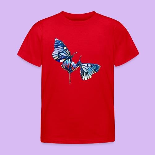 Coppia di farfalle - Maglietta per bambini