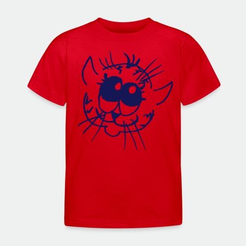 Vera s Cats Big Eyes - Kids' T-Shirt