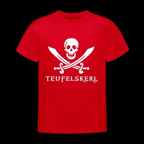 ~ Teufelskerl ~ - Kinder T-Shirt