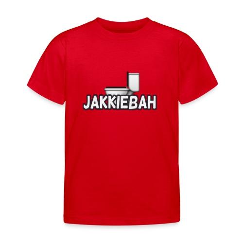 JakkieBah Merch - Kinderen T-shirt
