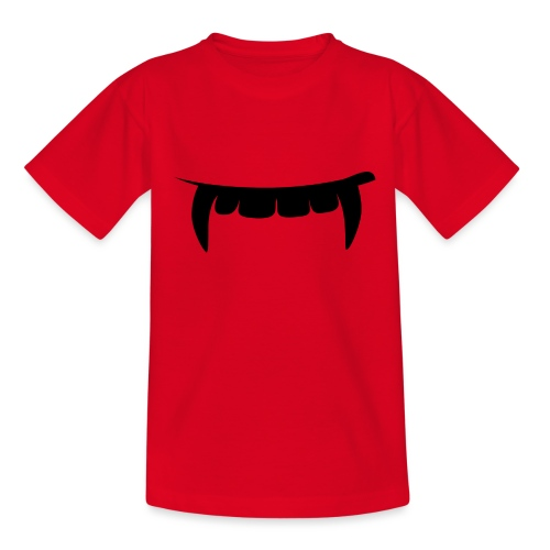 Dents de vampire - T-shirt Enfant