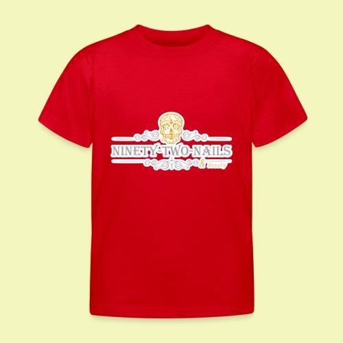 Logo NtnBeauty - Kinder T-Shirt