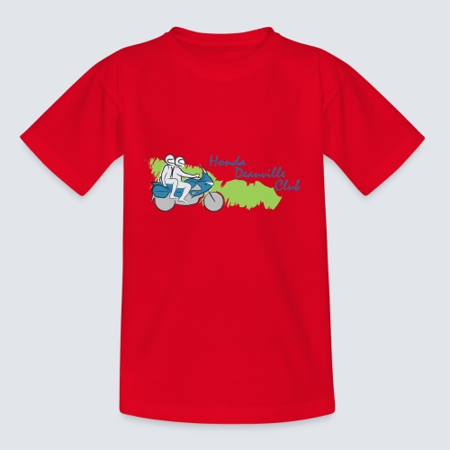 HDC logo - Kinderen T-shirt