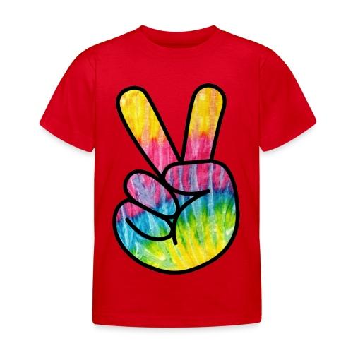 Peace Out Dude - Kids' T-Shirt