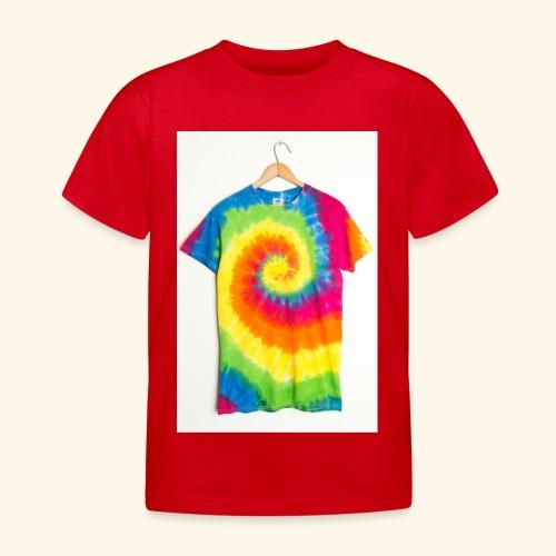 tie die - Kids' T-Shirt